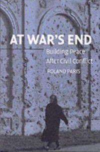At War's End, Roland Paris