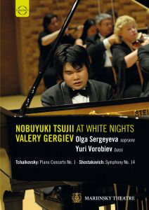 At White Nights, Nobuyuki Tsujii