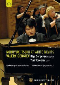 At White Nights, Nobuyuki Tsujii