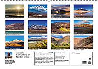 Atacama - Farbsinfonie im Norden Chiles (Wandkalender 2019 DIN A2 quer) - Produktdetailbild 13
