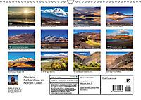 Atacama - Farbsinfonie im Norden Chiles (Wandkalender 2019 DIN A3 quer) - Produktdetailbild 13