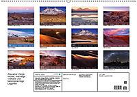 Atacama: Karge Wüste, mächtige Vulkane und farbenprächtige Lagunen (Wandkalender 2019 DIN A2 quer) - Produktdetailbild 1