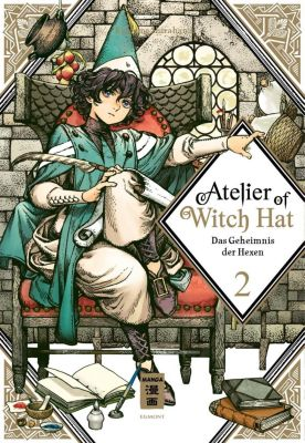 Atelier of Witch Hat, Kamome Shirahama