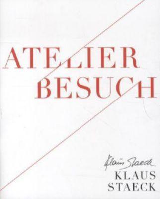 Atelierbesuch: Klaus Staeck, Robert Eberhardt, Klaus Staeck