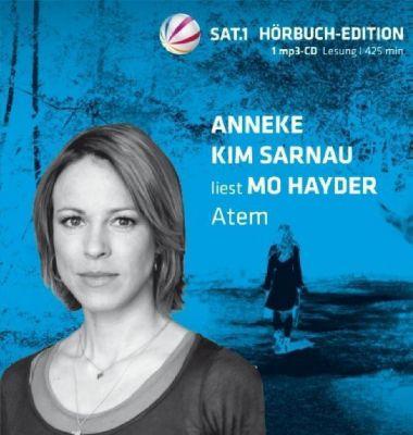 Atem, 1 MP3-CD, Mo Hayder