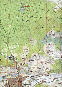 ATK25-O13 Ebersberg (Amtliche Topographische Karte 1:25000) - Produktdetailbild 2