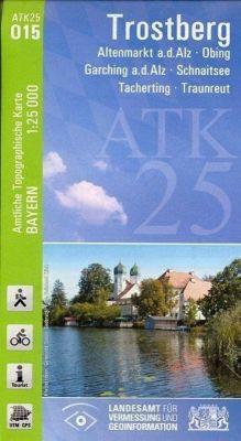 ATK25-O15 Trostberg (Amtliche Topographische Karte 1:25000), Breitband und Vermessung, Bayern Landesamt für Digitalisierung