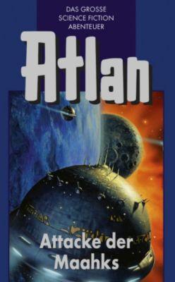 Atlan-Blauband: Atlan 25: Attacke der Maahks (Blauband), Hans Kneifel, Peter Terrid, Marianne Sydow, H.G. Ewers