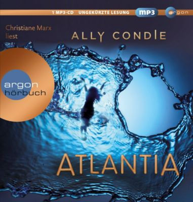 Atlantia, 1 MP3-CD, Ally Condie