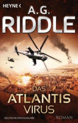 Atlantis Band 2: Der Atlantis-Virus - A. G. Riddle |