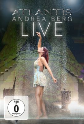 Atlantis Live 2014, Andrea Berg