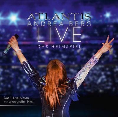 Atlantis Live - Das Heimspiel, Andrea Berg