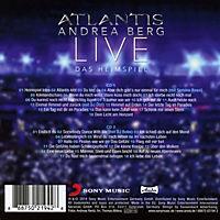 Atlantis Live - Das Heimspiel - Produktdetailbild 1