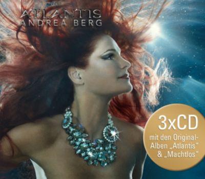 Atlantis / Machtlos (2-In-1 Edition, 3 CDs), Andrea Berg