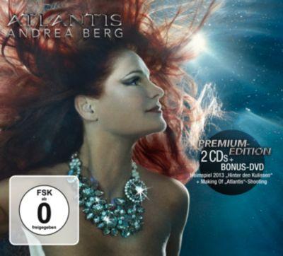 Atlantis (Premium Edition, 2CDs+DVD), Andrea Berg