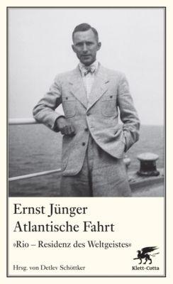 Atlantische Fahrt - Ernst Jünger  
