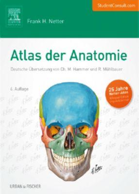 Atlas der Anatomie, Frank H. Netter