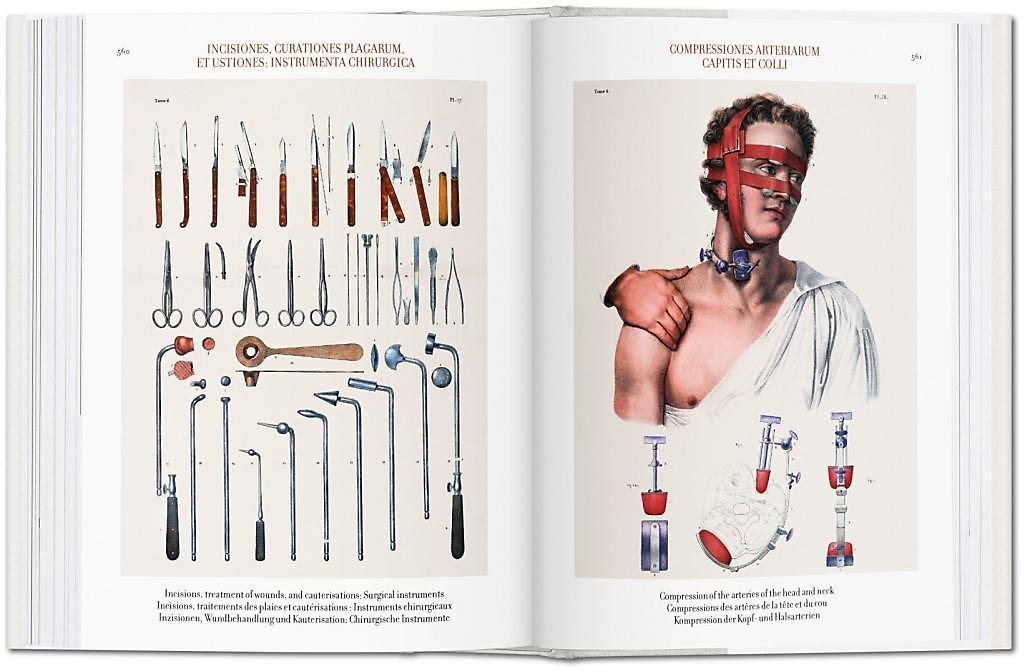 Atlas Der Menschlichen Anatomie Und Der Chirurgie The Complete Atlas