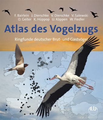 Atlas des Vogelzugs -  pdf epub