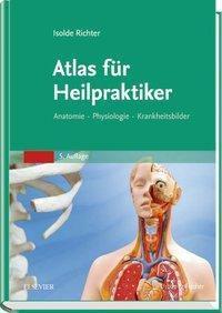 Atlas für Heilpraktiker, Isolde Richter