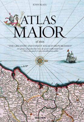 Atlas Maior of 1665, Joan Blaeu