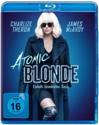 Atomic Blonde, James McAvoy,Sofia Boutella Charlize Theron