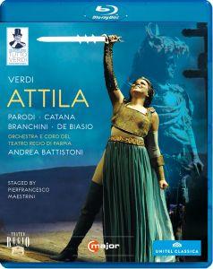 Attila, Battistoni, Parodi, Catana