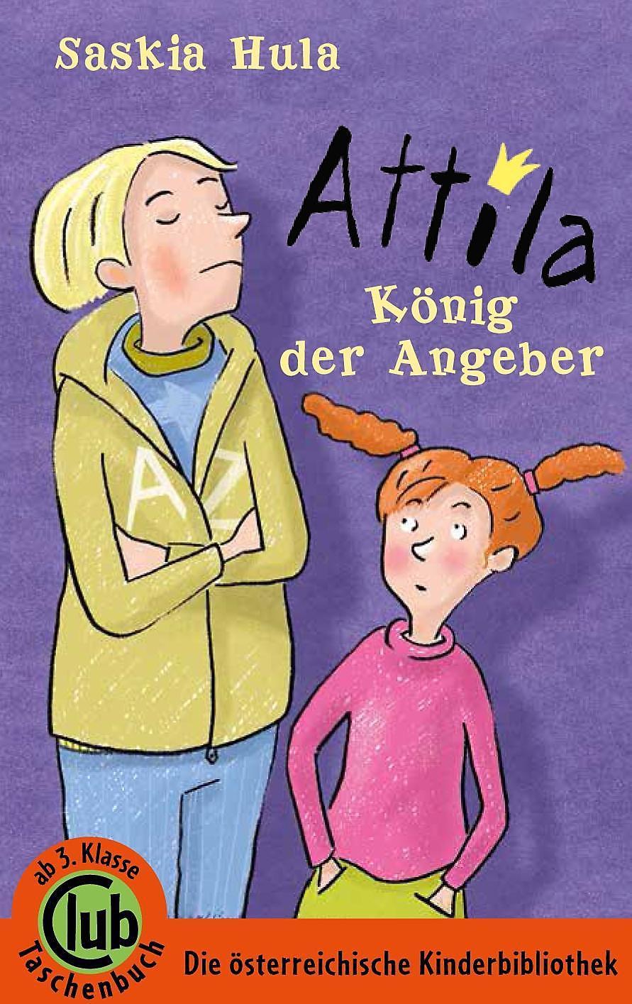 Attila König Der Angeber Buch Bei Weltbild De Online Bestellen