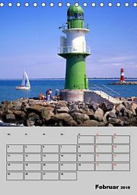 Attraktive Leuchttürme (Tischkalender 2019 DIN A5 hoch) - Produktdetailbild 2