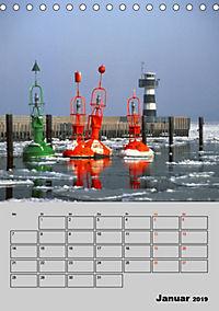 Attraktive Leuchttürme (Tischkalender 2019 DIN A5 hoch) - Produktdetailbild 1