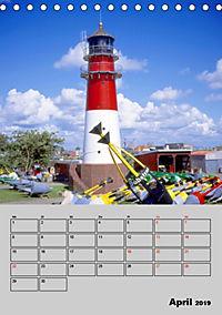 Attraktive Leuchttürme (Tischkalender 2019 DIN A5 hoch) - Produktdetailbild 4