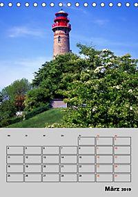 Attraktive Leuchttürme (Tischkalender 2019 DIN A5 hoch) - Produktdetailbild 3