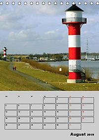 Attraktive Leuchttürme (Tischkalender 2019 DIN A5 hoch) - Produktdetailbild 8