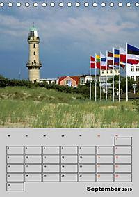 Attraktive Leuchttürme (Tischkalender 2019 DIN A5 hoch) - Produktdetailbild 9