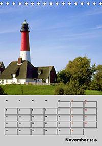 Attraktive Leuchttürme (Tischkalender 2019 DIN A5 hoch) - Produktdetailbild 11