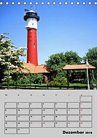 Attraktive Leuchttürme (Tischkalender 2019 DIN A5 hoch) - Produktdetailbild 12