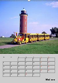 Attraktive Leuchttürme (Wandkalender 2019 DIN A2 hoch) - Produktdetailbild 5