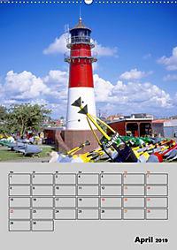 Attraktive Leuchttürme (Wandkalender 2019 DIN A2 hoch) - Produktdetailbild 4