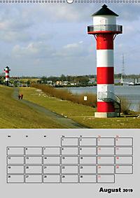 Attraktive Leuchttürme (Wandkalender 2019 DIN A2 hoch) - Produktdetailbild 8