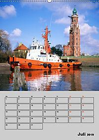 Attraktive Leuchttürme (Wandkalender 2019 DIN A2 hoch) - Produktdetailbild 7