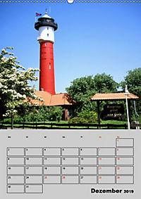 Attraktive Leuchttürme (Wandkalender 2019 DIN A2 hoch) - Produktdetailbild 12