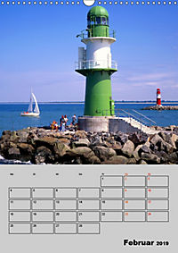Attraktive Leuchttürme (Wandkalender 2019 DIN A3 hoch) - Produktdetailbild 2