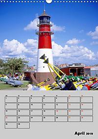 Attraktive Leuchttürme (Wandkalender 2019 DIN A3 hoch) - Produktdetailbild 4