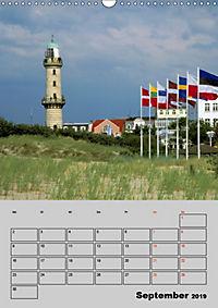 Attraktive Leuchttürme (Wandkalender 2019 DIN A3 hoch) - Produktdetailbild 9