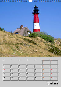 Attraktive Leuchttürme (Wandkalender 2019 DIN A3 hoch) - Produktdetailbild 6