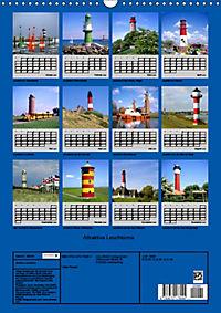 Attraktive Leuchttürme (Wandkalender 2019 DIN A3 hoch) - Produktdetailbild 13