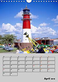 Attraktive Leuchttürme (Wandkalender 2019 DIN A4 hoch) - Produktdetailbild 4