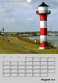 Attraktive Leuchttürme (Wandkalender 2019 DIN A4 hoch) - Produktdetailbild 8