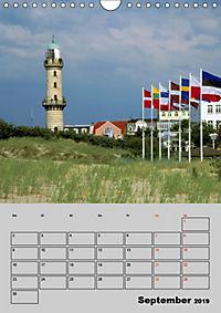Attraktive Leuchttürme (Wandkalender 2019 DIN A4 hoch) - Produktdetailbild 9