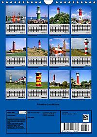 Attraktive Leuchttürme (Wandkalender 2019 DIN A4 hoch) - Produktdetailbild 13